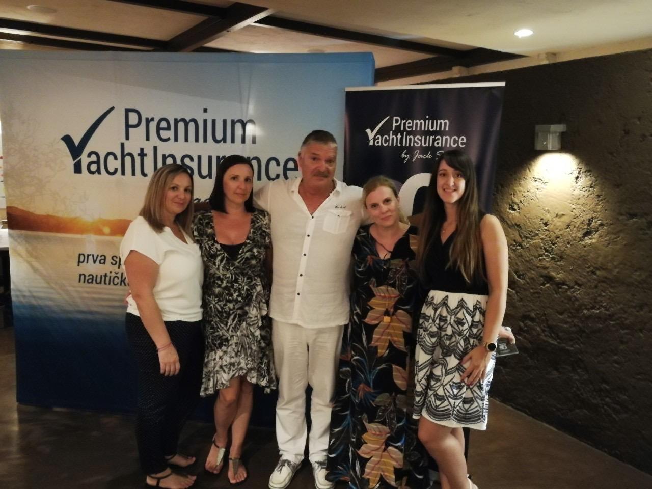 Proslava 25. obljetnice Premium Yacht Insurance by Đek Šurija