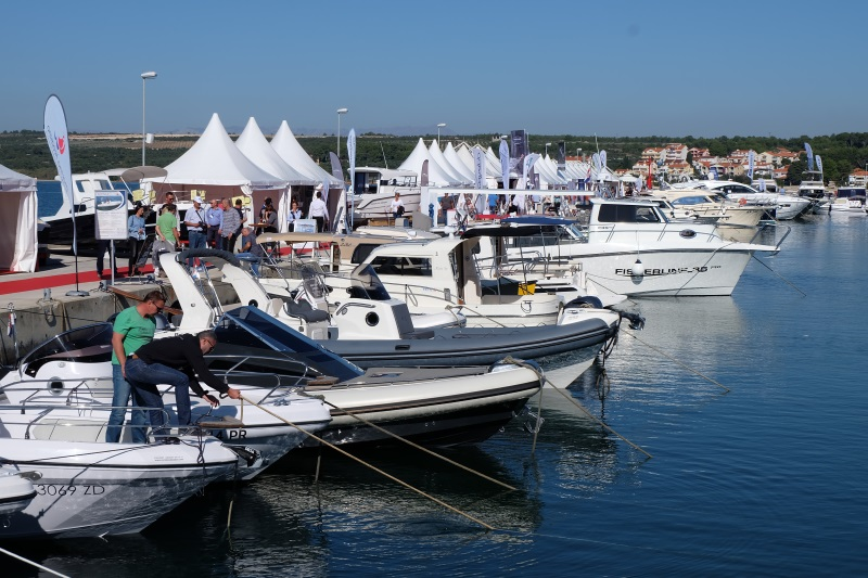 Yacht-Pool na BBS-u 2017.