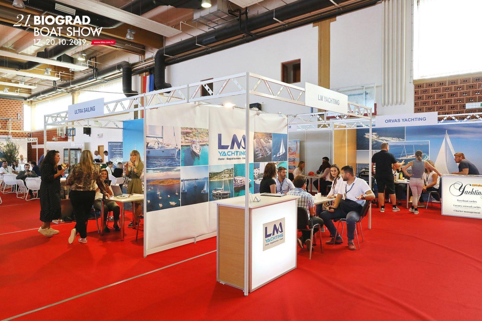 21. Biograd Boat Show - Croatia Charter Expo