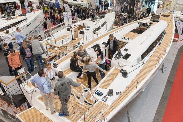Đek Šurija posjetio 47. Austrian Boat Show - Boot Tulln