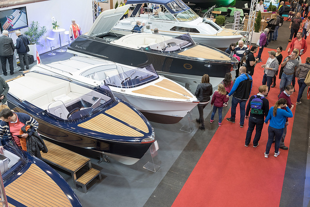 47. Boot Tulln - largest Austrian Boat Show 2018