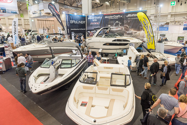 Đek Šurija posjetio Austrian Boat Show 2018.