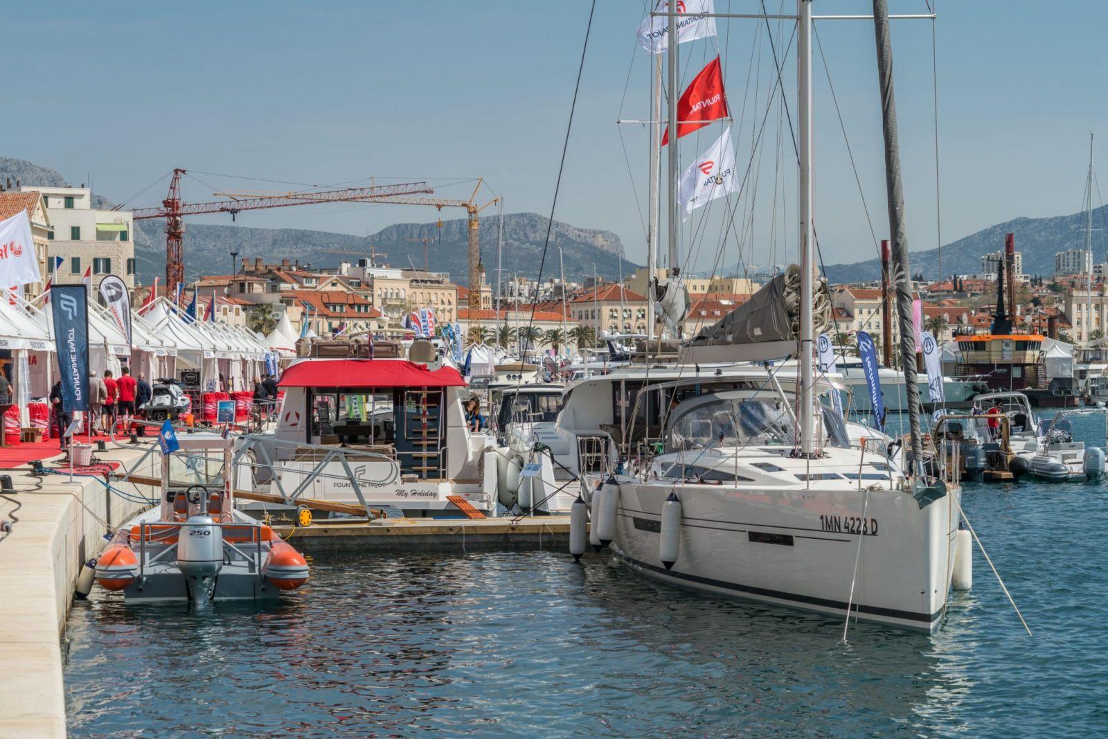 20. Croatia Boat Show Zapadna obala Split PYI