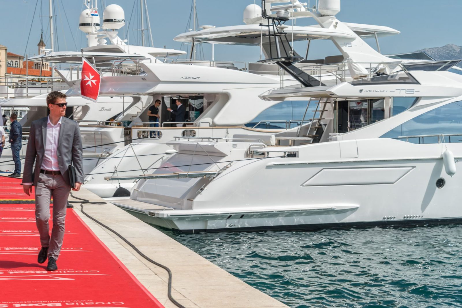Croatia Boat Show 2018. yachts and boats PYI