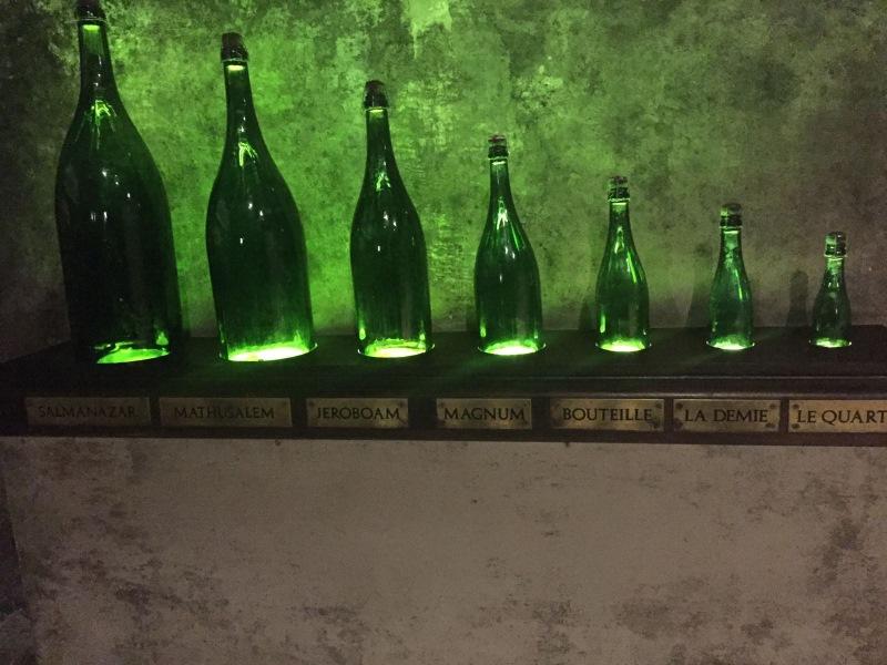Yacht-Pool studijsko putovanje Francuska vinarija Mumm champagne