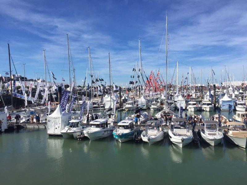 Le Grand Pavois Yacht-Pool La Rochelle