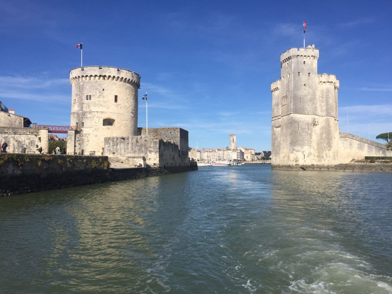 Yacht-Pool Group study tour France La Rochelle 2016