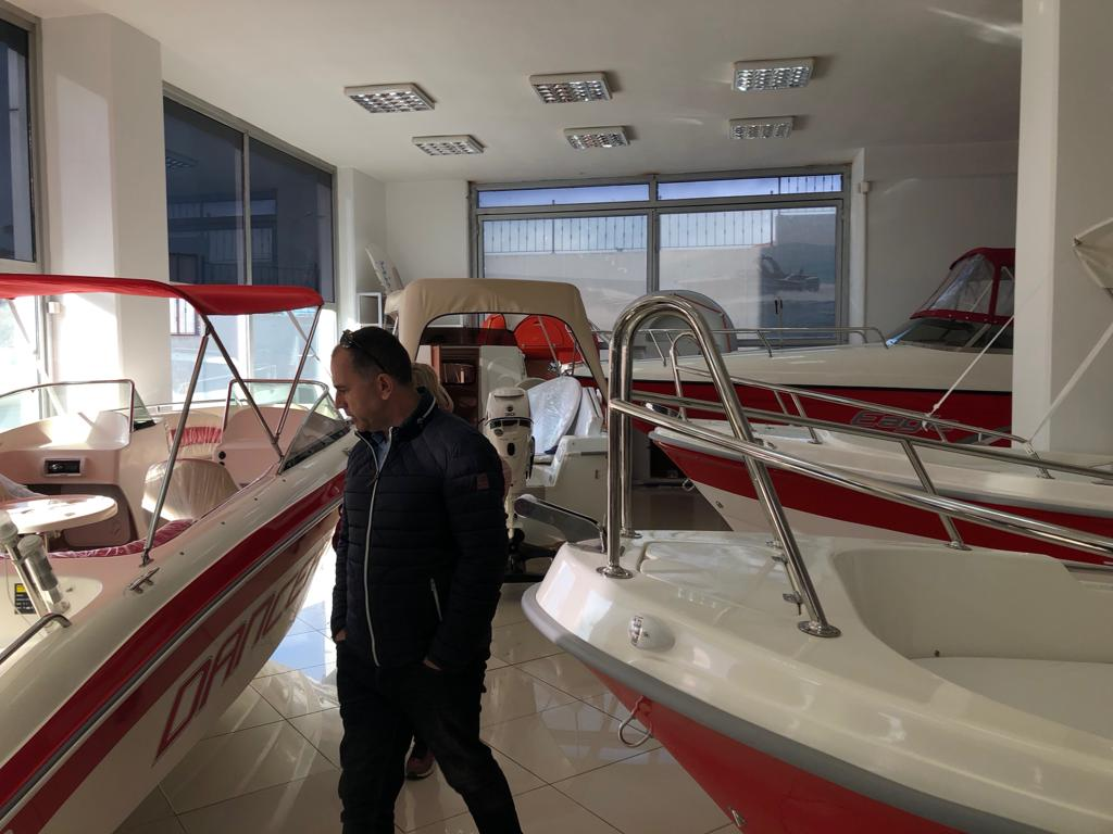 PYI visiting Safter boatyard in Istanbul 2018