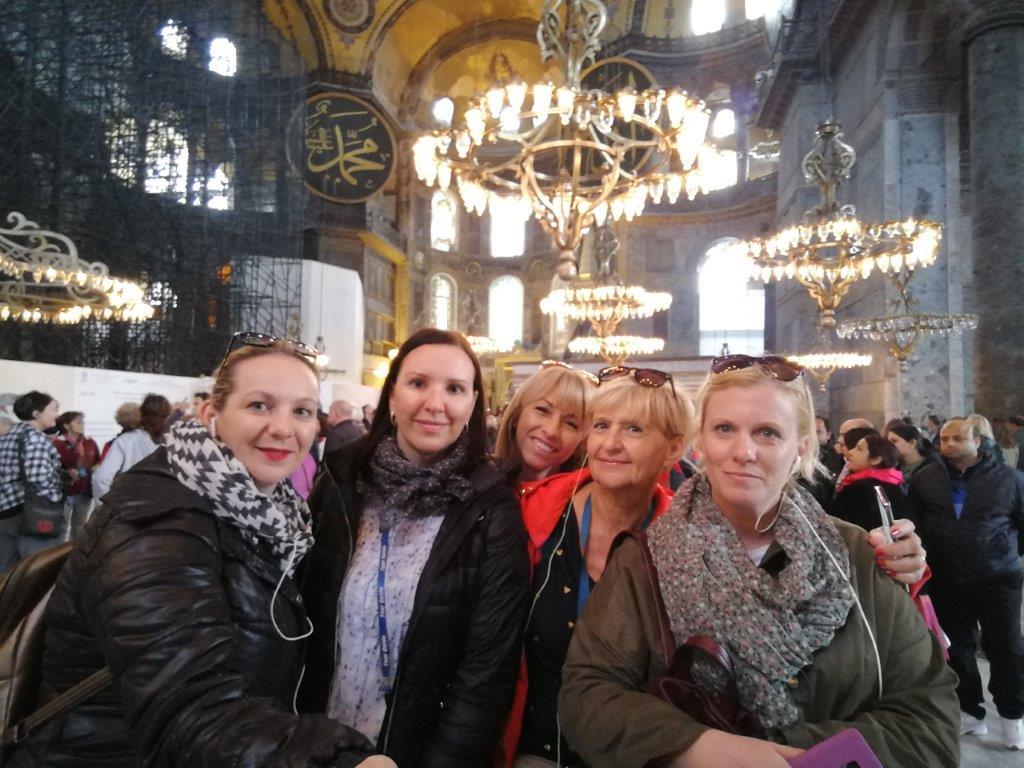 PYI Istanbul 2018. džamija