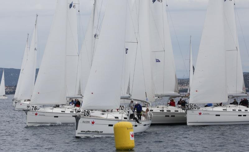 Yacht-Pool tim u akciji na Kornati Cupu 2017.