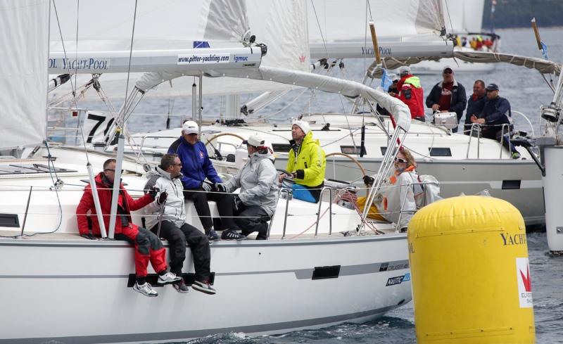 Yacht-Pool brod Bavaria Cruiser 45 na Kornati Cupu 2017.