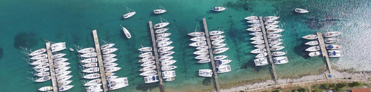 Kornati Cup 2017. flota ACI Piškera sponzor Yacht-Pool
