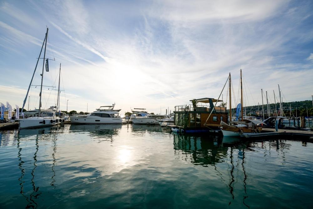 Nautica Marina Portorož, Yacht-Pool