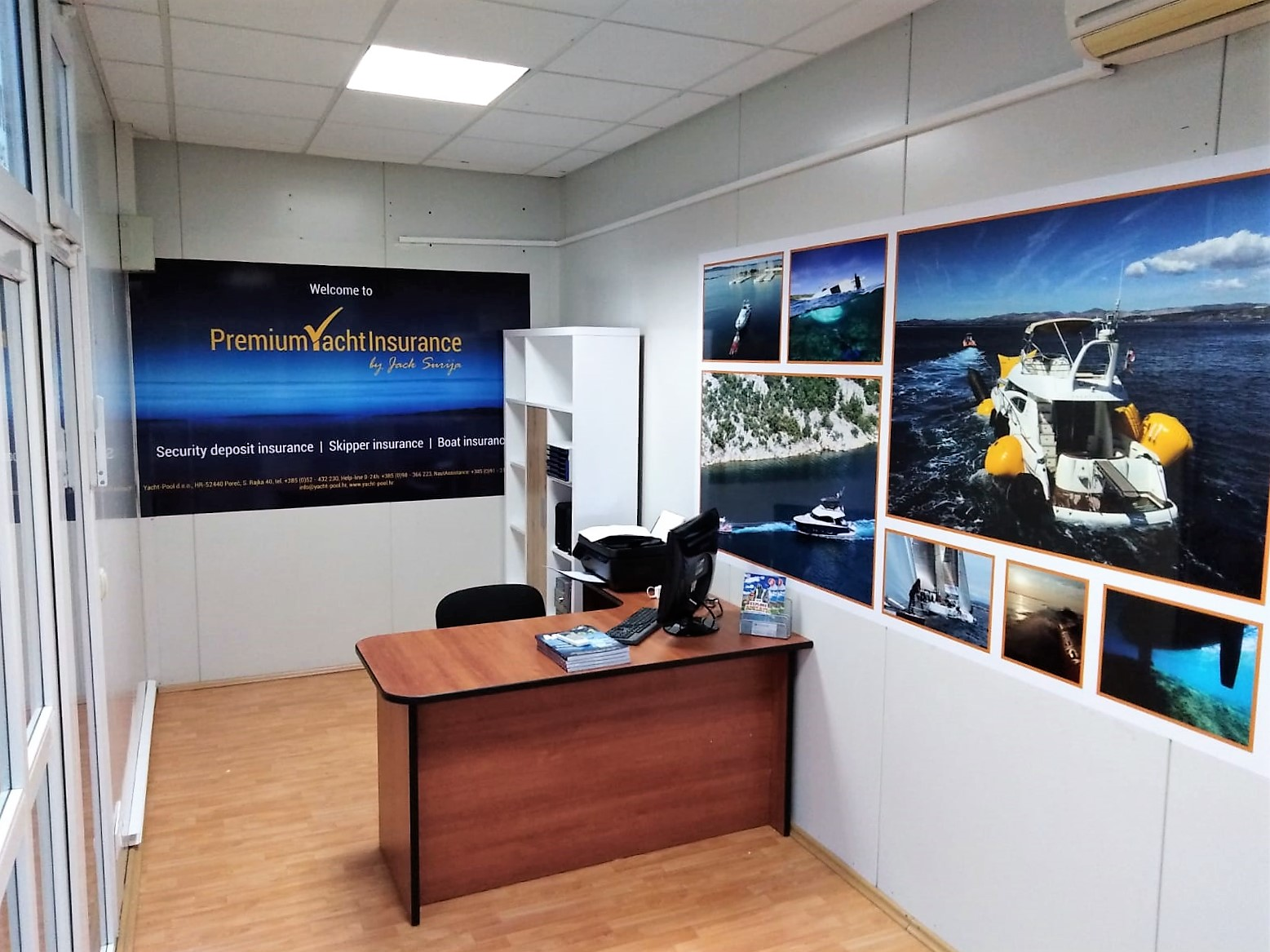 Premium Yacht Insurance office in Biograd na moru