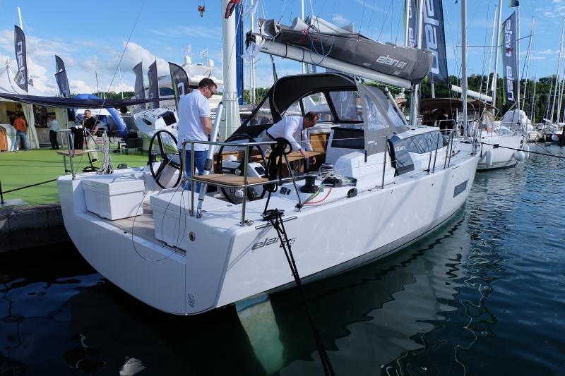 Elan GT5 Internautica 2017. marina Portorož