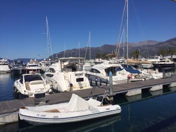 Yacht-Pool Nautic Show Budva 2015. Jadranski sajam
