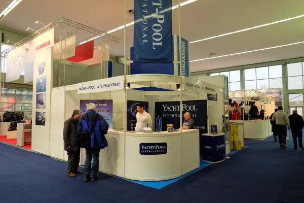 Yacht-Pool stand 25th Zagreb boat show