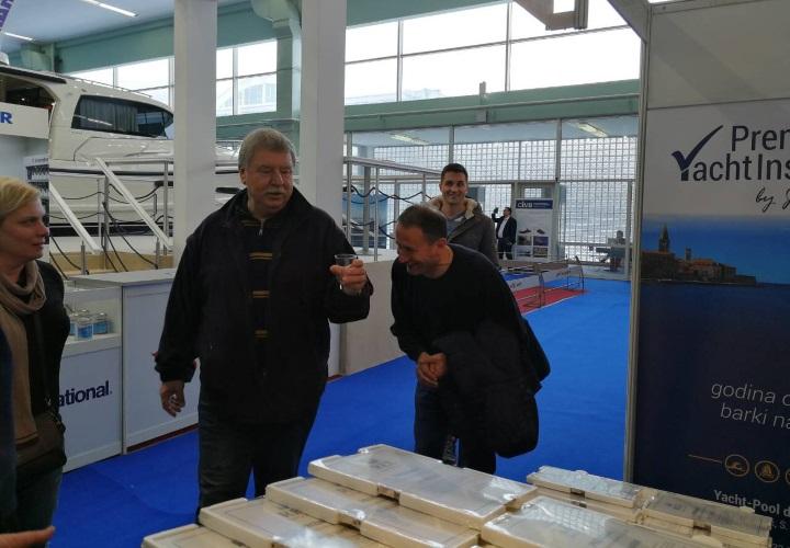 Premium Yacht Insurance by Jack Šurija Zagreb 2018