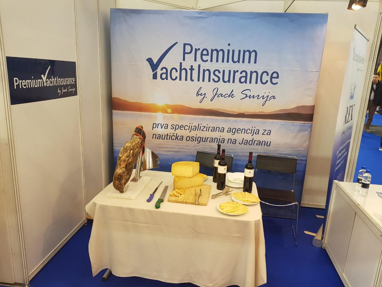 Premium Yacht Insurance REX award ceremony 2019