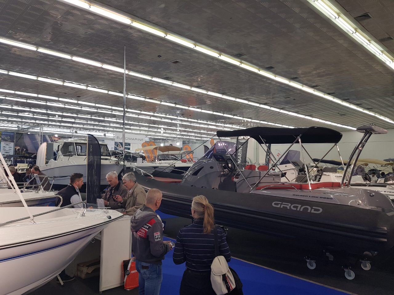 PYI boat and marine insurance Zagreb boat show 2019